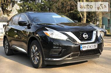 Nissan Murano 2018 в Киеве