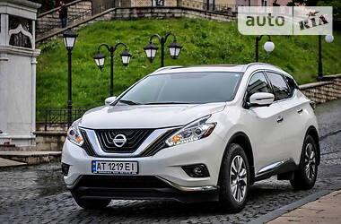 Nissan Murano 2015 в Черновцах