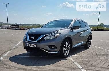 Внедорожник / Кроссовер Nissan Murano 2017 в Виннице