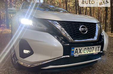 Внедорожник / Кроссовер Nissan Murano 2019 в Харькове