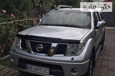 Nissan Navara 2008 в Днепре