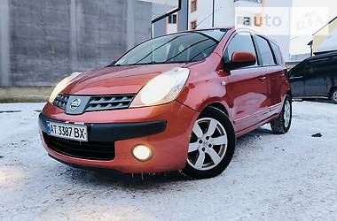 Nissan Note DIZEL-SUPER-STAN-FUL 2007