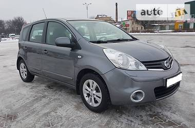 Nissan Note 1.6i 2012