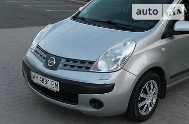 Nissan Note 2007 в Донецке