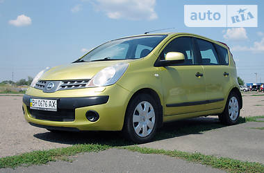 Nissan Note 2006 в Одесі