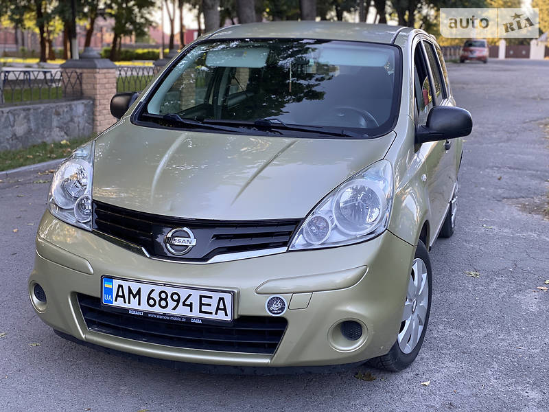 Nissan Note SUPER STAN