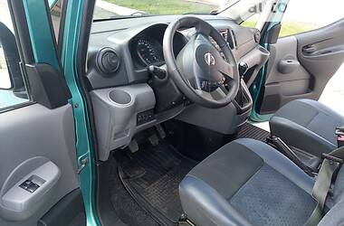 Легковой фургон (до 1,5 т) Nissan NV200 2012 в Звенигородке