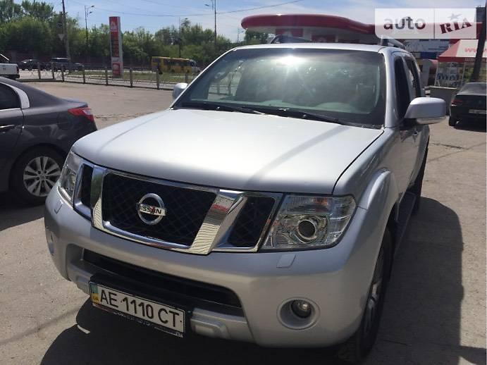 Nissan Pathfinder 2011 в Дніпрі