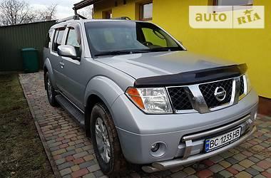 Nissan Pathfinder 2006 в Львове