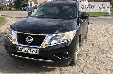 Внедорожник / Кроссовер Nissan Pathfinder 2014 в Жовкве