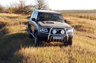 Nissan Patrol GR 1999 в Черновцах