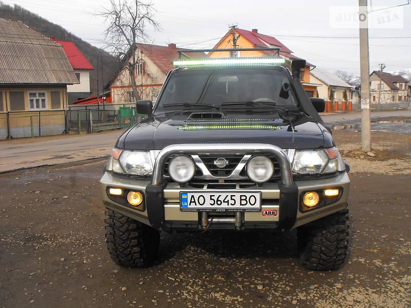 Nissan Patrol GR 2000 года в Ужгороде