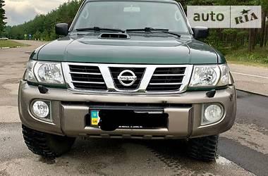 Nissan Patrol GR 2003 в Богуславе