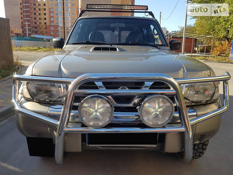 Nissan Patrol GR 2000 в Тернополе
