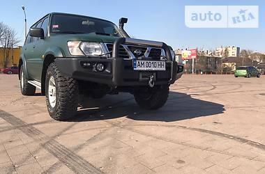 Nissan Patrol GR 2001 в Житомире