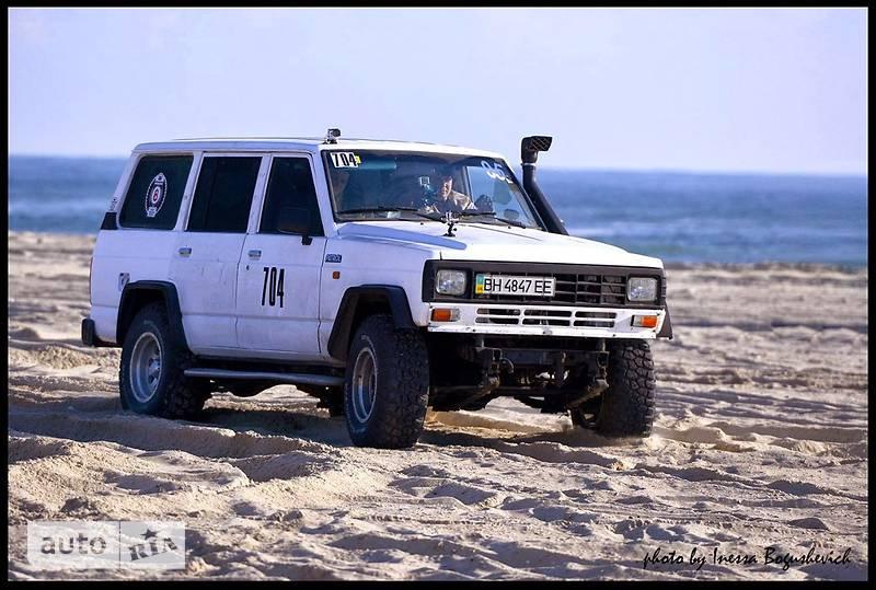 Nissan Patrol 1987 в Одессе