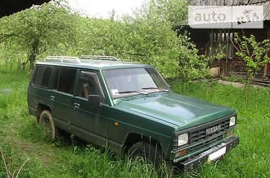 Внедорожник / Кроссовер Nissan Patrol 1986 в Львове
