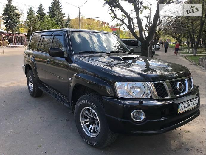 Nissan Patrol 2009 в Краматорске