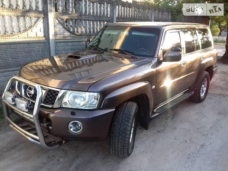 Nissan Patrol 2007 в Ровно