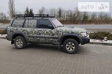 Nissan Patrol 2001 в Виннице