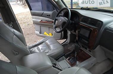 Позашляховик / Кросовер Nissan Patrol 2003 в Києві