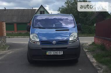 Nissan Primastar груз.-пасс. 2006 в Виннице