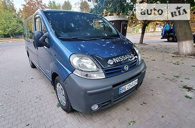 Nissan Primastar груз.-пасс. 2005 в Вознесенске