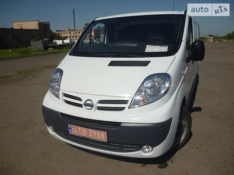 Nissan Primastar груз. 2014 в Дубно