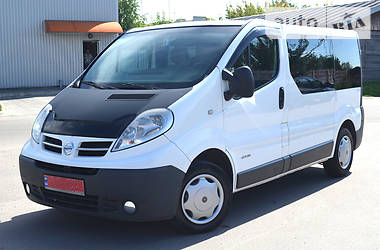 Nissan Primastar пасс. 2008 в Староконстантинове