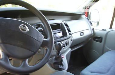 Nissan Primastar пасс. 2006 в Сокале