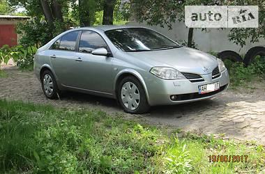 Nissan Primera 2002 в Донецке
