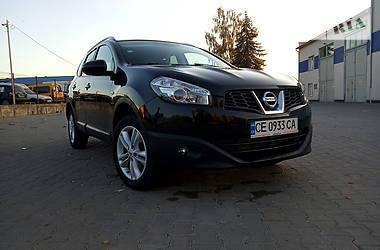 Nissan Qashqai+2 2012 в Черновцах