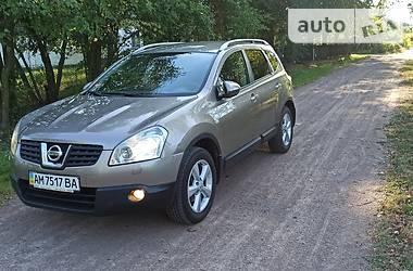 Nissan Qashqai+2 2008 в Коростене