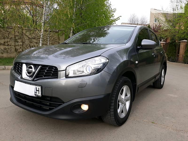 Nissan Qashqai 2013 в Одессе