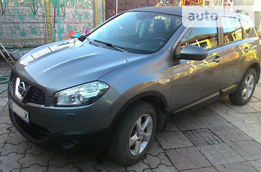Nissan Qashqai 2012 в Рубіжному