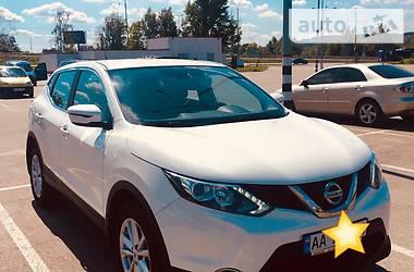 Nissan Qashqai 2016 в Киеве