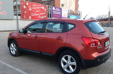 Nissan Qashqai 2007 в Славянске