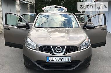 Nissan Qashqai 2010 в Виннице