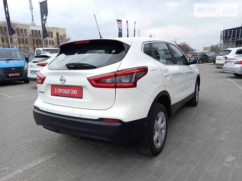 Nissan Qashqai OFFICIAL AUTO 2019 2018
