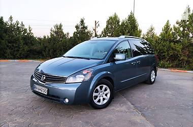 Минивэн Nissan Quest 2008 в Черноморске