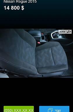 Внедорожник / Кроссовер Nissan Rogue 2015 в Краснограде