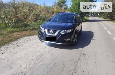 Позашляховик / Кросовер Nissan Rogue 2018 в Дніпрі