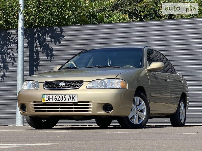Nissan Sentra 2002 в Одессе