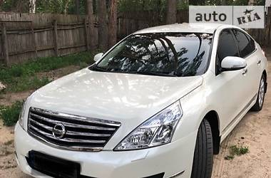 Nissan Teana 2010