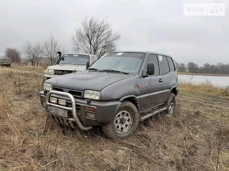 Nissan Terrano II 1994 в Запорожье