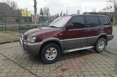 Внедорожник / Кроссовер Nissan Terrano 2003 в Городенке