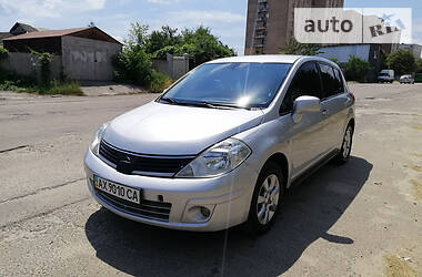 Nissan TIIDA 2008 в Харькове