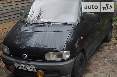 Nissan Vanette груз.-пасс. 1995 в Чернигове