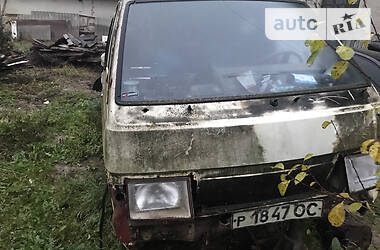Nissan Vanette груз.-пасс. 1986 в Ивано-Франковске