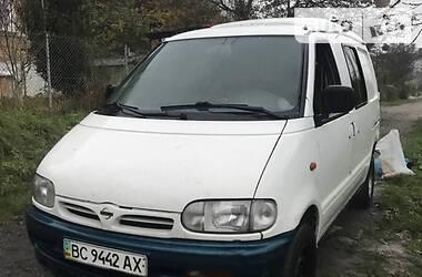 Nissan Vanette груз.-пасс. 2000 в Львове